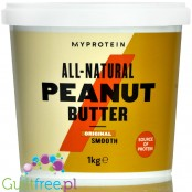 MyProtein Smooth Peanut Butter 1KG