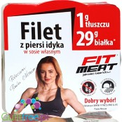 Fit Meat turkey breast in pieces 100g