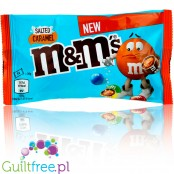 M&M's Salted Caramel (CHEAT MEAL) limited edition