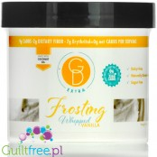 Good Dee's Sugar Free Frosting, Whipped Vanilla - ready tu use keto creamy frosting