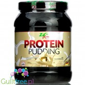 Zec+ Ladies Protein Pudding White Chocolate - deser białkowy instant