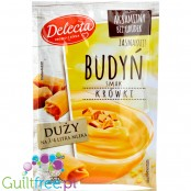 Delecta sugar free buttercotch pudding without sweeteners