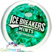 Ice Breakers Mints Wintergreen 2kcal, cukierki miętowe bez cukru