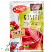Delecta sugar free cranberry jelly without sweeteners