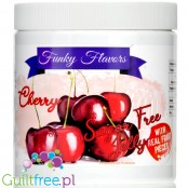 Funky Flavors Sugar Free Jelly Black Cherry with real fruit pieces