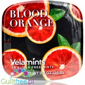 Velamints Expressions Stevia Blood Orange sugar free mints
