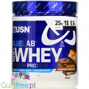 USN Blue Lab Whey Caramel Chocolate 0,51KG protein powder 34g