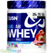 USN Blue Lab Whey Strawberry 0,51KG protein powder 34g