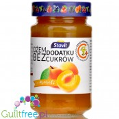 Stovit sugar free apricot spread sweetened with xylitol