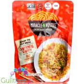 Miracle Noodle, Japanese Curry - gotowe danie z shirataki 80kcal