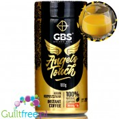 GBS Angel's Touch instant flavored coffee with caffeine boost, Waffer