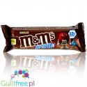 M&M's Protein Bar Chocolate protein bar with mini M&Ms