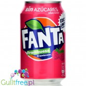 Fanta Watermelon Zero no added sugar 4kcal, can