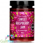 Good Good Keto Friendly Sweet Jam, Raspberry