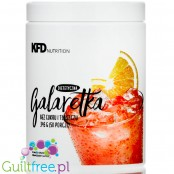 KFD Diet Jelly (50 servings) - Orangeade