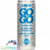 Good Good Keto GOGO SNOW - 100% natural sugar-free energy drink zero kcal