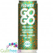 Good Good Keto GOGO FLOWER - 100% natural sugar-free energy drink zero kcal