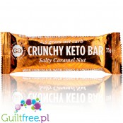 Good Good Keto Salty Caramel Peanut Bar