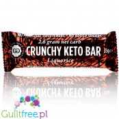 Good Good Keto Crunchy Liqurice Bar