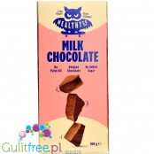 HealthyCo no added sugar Milk Chocolate