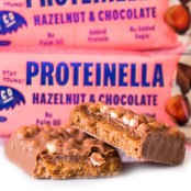 HealthyCo Proteinella Bar Hazelnut & Chocolate
