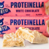 HealthyCo Proteinella Bar White Chocolate