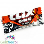 Clix One Tropical guma do żucia bez cukru