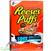 Reese's Puffs (CHEAT MEAL) breakfast cereal, USA imported