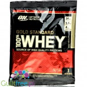 Optimum Nutrition, Whey Gold Standard 100%, White Chocolate, pouch