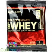Optimum Nutrition, Whey Gold Standard 100%, Extreme Milk Chocolate, saszetka