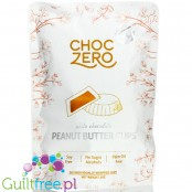 ChocZero Peanut Butter Cups, White Chocolate 3 oz