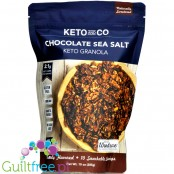 Keto & Co Keto Granola, Chocolate Sea Salt
