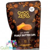 ChocZero Peanut Butter Cups, Dark Chocolate 3 oz