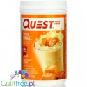 Quest Protein Powder, Salted Caramel Flavor Food Supplement Powder with Sweetener