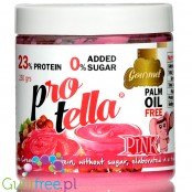 Protella Pink - white chocolate & hazelnut sugar free protein spread with no palm oil