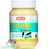 Primavika Tahini Active 33% sesame paste with WPC and xylitol