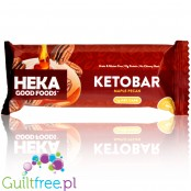 Heka Good Foods Keto Bar, Maple Pecan