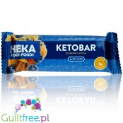 Heka Good Foods Keto Bar, Blueberry Muffin