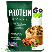 Sante GoON Protein Granola with no added sugar, Hazelnut, Almond & Chocolate