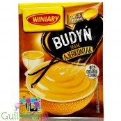 Winiary Eggnog, sugar free pudding instant mix powder