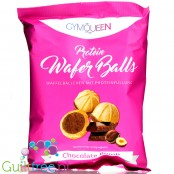 GymQueen Protein Wafer Balls Chocolate Bomb