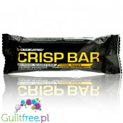 Dedicated Crisp Bar White Choc Caramel Peanut protein bar