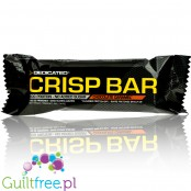 Dedicated Crisp Bar Chocolate Caramel - baton proteinowy 20g białka