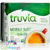 Truvia sweetener 400 packets - stevia erythritol 0kcal sweetener