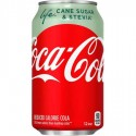 CocaCola Life Cane Sugar & Stevia US version, 355ml