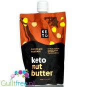 Perfect Keto Nut Butter, Chocolate & Hazelnut