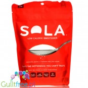 Sola Low Calorie Sweetener 16oz, with tagatose and monk fruit