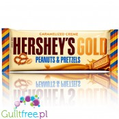 Hershey's Gold Peanuts & Pretzels Caramelized Creme (CHEAT MEAL)