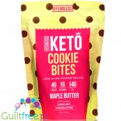 Fearless Keto Cookie Bites, Maple Butter 8 oz