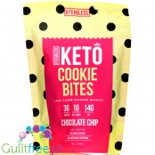 Fearless Keto Cookie Bites, Chocolate Chip 8 oz